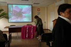 07.10.2011r. Spotkanie z dr n. med. Anną Niwińską