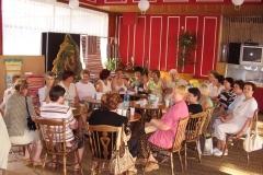 13.07.2006r.  Spotkanie założycielskie Stowarzyszenia Hrubieszowskich Amazonek w Domu Kultury w Hrubieszowie