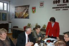 14.02.2011r. Spotkanie sprawozdawcze