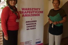 15.09.2011r.  20 lecie Amazonek w Poznaniu