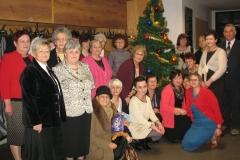 16.12.2013r. Spotkanie opłatkowe Amazonek w Hrubieszowie
