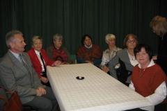 19.12.2013r. Spotkanie opłatkowe Amazonek w Zamościu