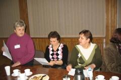 23.11.2009r.  Spotkanie Amazonek z dr Teresą Sosnowską