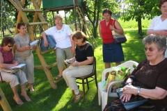 """25.06.2007r.  Impreza integracyjna """"Powitanie lata"""""""