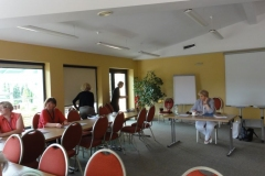 26-28.05.2011r.  Szkolenie ochotniczek II stopnia w Poznaniu
