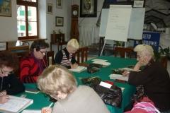 Listopad - Grudzień 2010r. Kurs wizażu