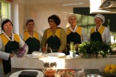 Wrzesień 2010r. Wspólne gotowanie